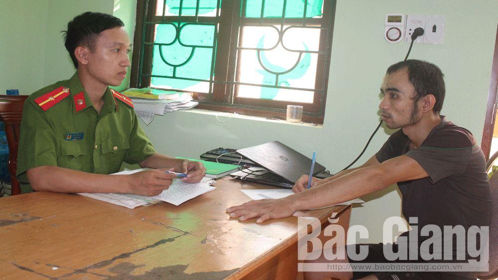 Bắc Giang: Tạm giữ hai đối tượng trộm cắp chó